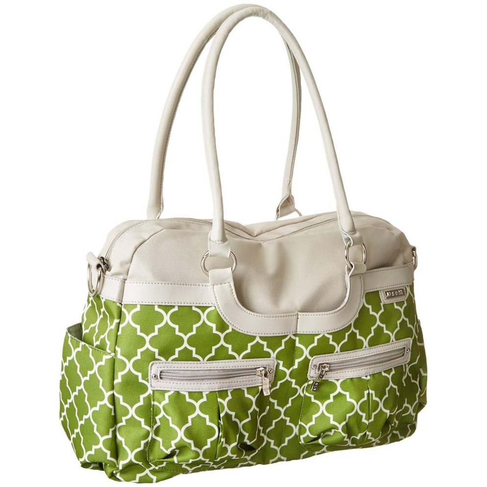 JJ Cole Satchel Bag in Aspen Arbor