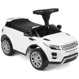 Kids Preferred Land Rover Range Rover Evoque w/ Sound (White)