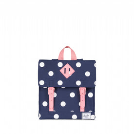 HERSCHEL SURVEY KID POLY/RUBBR PEACOAT PD