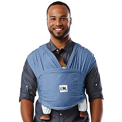 Baby K'tan Original Baby Carrier in Denim