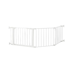 Kidco Auto Close ConfigureGate in White