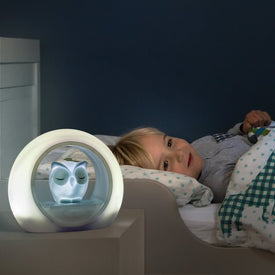 Zazu - LOU - Nightlight with sound activation in Grey