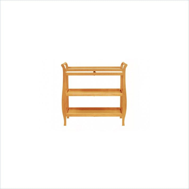 DaVinci Emily Pine Wood Changing Table ll in Honey Oak