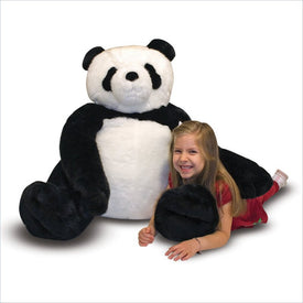 Melissa & Doug Panda Plush Stuffed Animal