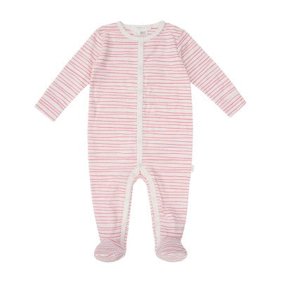 Petit Lem Baby Sleeper Knit in Striped Sleeper