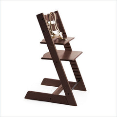Stokke Classic Tripp Trapp Wooden High Chair in Walnut
