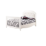 "Natart Allegra 54"" Double Bed"
