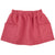 Miles Baby Baby Skirt Knit Red