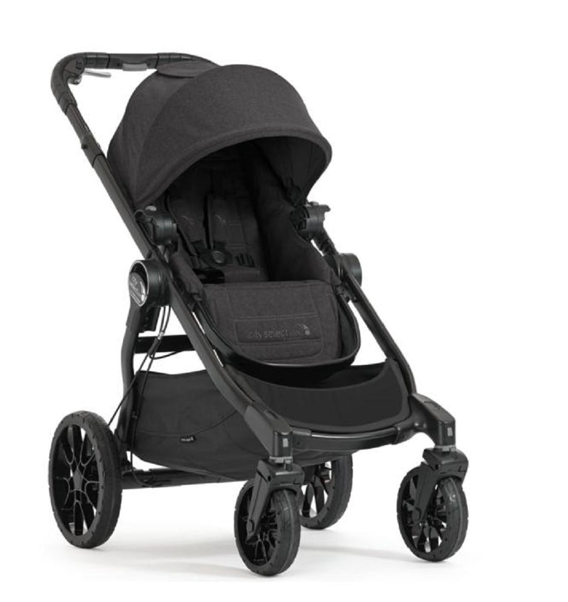 Enjoy Convenience and Peace of Mind with the Right Baby Stroller