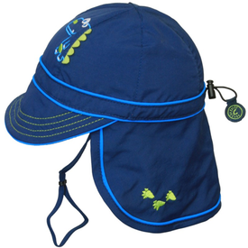 Calikids Boys UV Quick Dry Hat in Navy