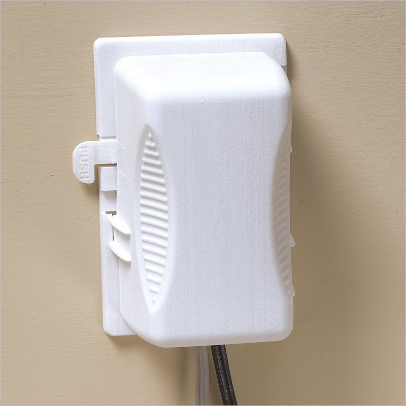 KidCo Home Safety Outlet Plug Cover in White