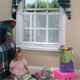 KidCo Home Safety Mesh Window Guard in White