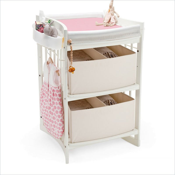 Stokke Care Baby Changing Table in White