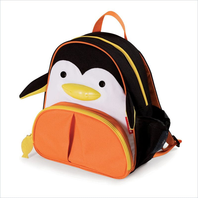 Skip Hop Zoo Pack Little Kid Backpack in Penguin