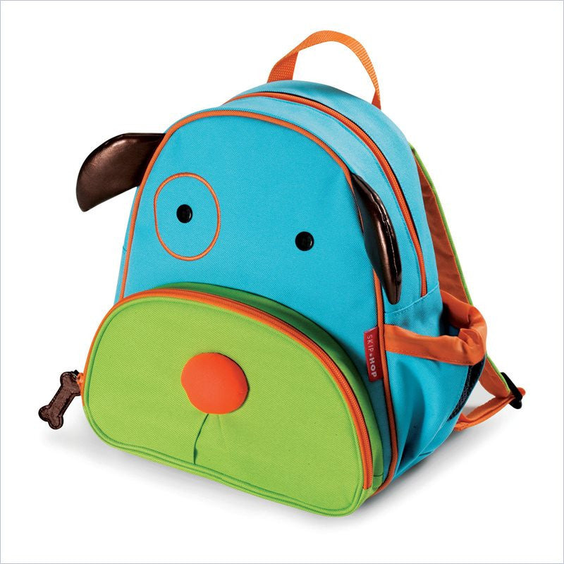 Skip Hop Zoo Pack Little Kid Backpack in Dog
