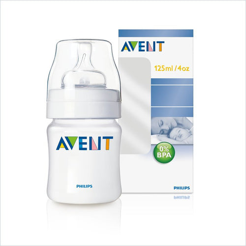 Avent 4oz PP Bottle Single Pack