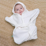 Bamboobino Hooded Wrap for baby