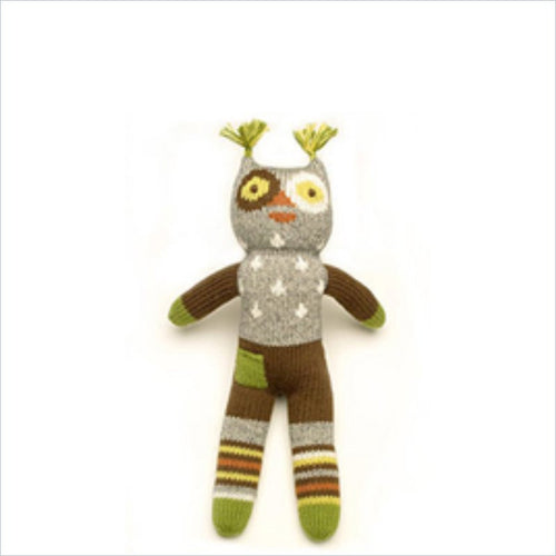 Bla Bla Mini Boy Owl Doll Wink