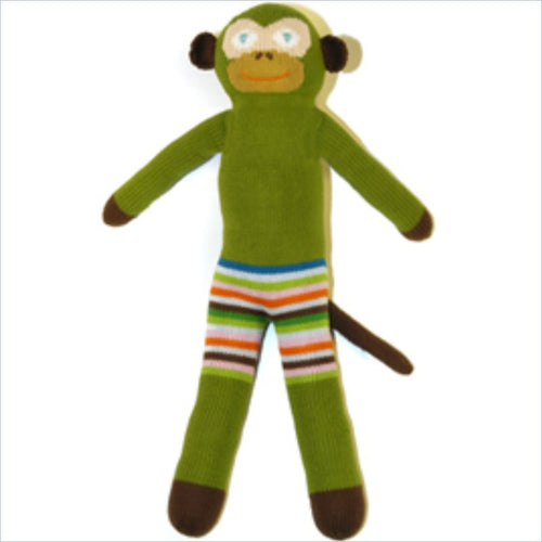 Bla Bla Monkey Doll Verdi
