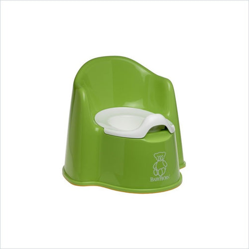 Baby Bjorn Baby Potty Chair in Green