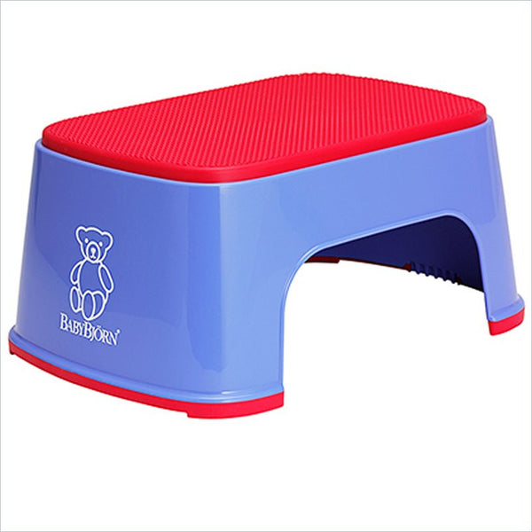 BABYBJORN Baby Safe Step in Blue