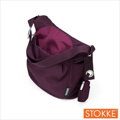 Stokke Xplory Changing Bag in Purple