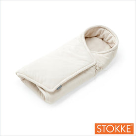 Stokke Sleeping Bag Fleece in Beige