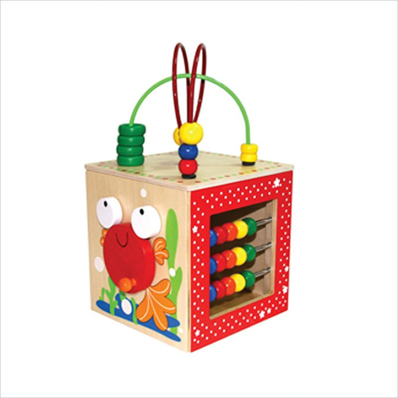 Hape Discovery Maze and Activity Box