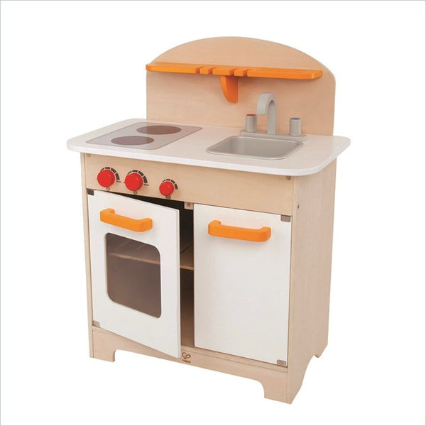Hape White Gourmet Chef Play Kitchen
