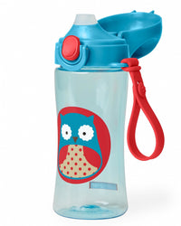 Skip Hop ZOO lock top straw bottles