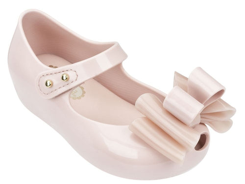 Mini Melissa Ultragirl Sweet Iiii in Light Pink