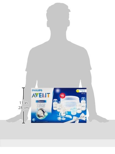 Philips AVENT Classic+ Essentials Feeding Set