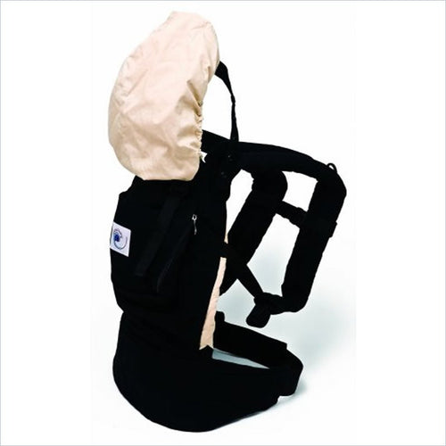 Ergo Baby Original Carrier in Black and Camel