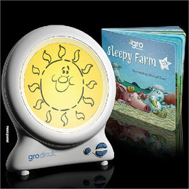Gro Clock Glow Screen Children's Clock