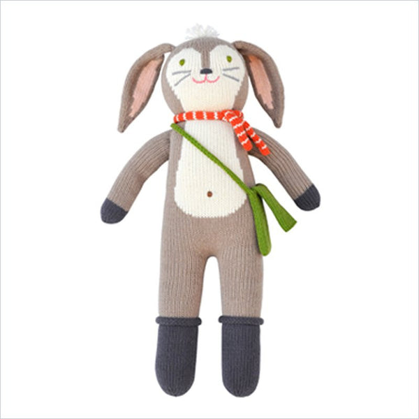 Bla Bla Pierre the Bunny Knitted Kid's Doll