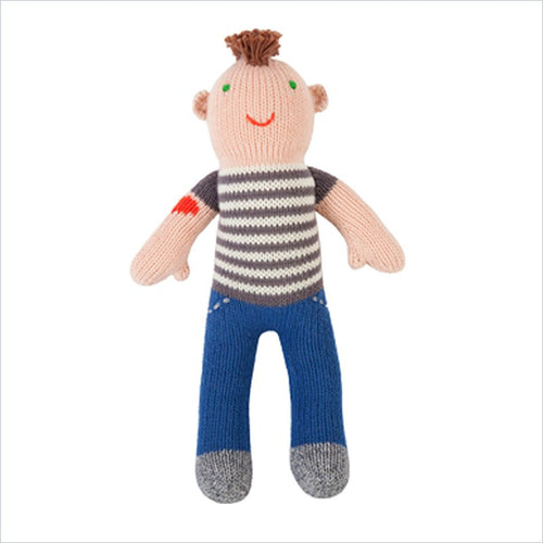 Bla Bla Mini Otto the Rocker Knitted Doll