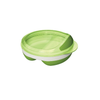 OXO Tot Divided Baby Feeding Dish in Green