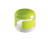 OXO Tot Flip-Top Baby Snack Cup in Green