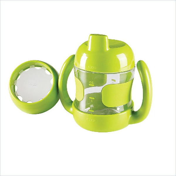 OXO Tot 7 oz Baby Sippy Cup Set in Green