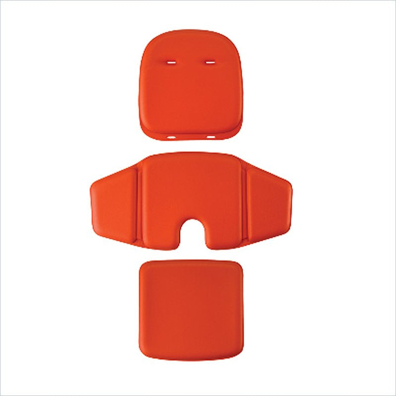 OXO Tot Sprout 3-Piece Cushion Set in Orange