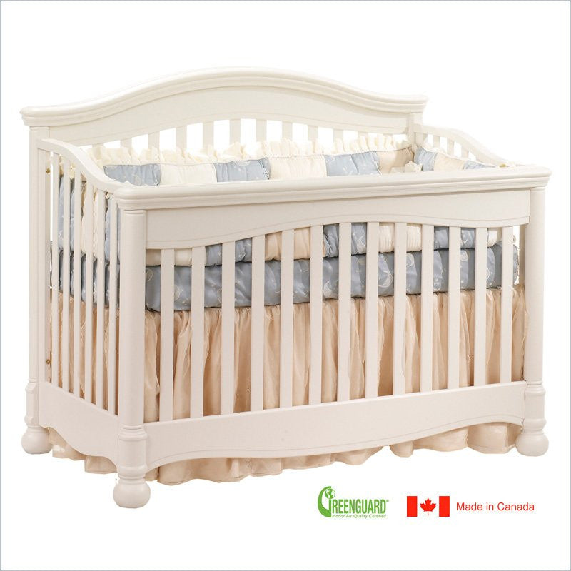 Natart Avalon Convertible Crib to Double
