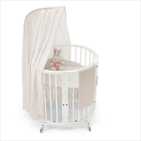 Stokke Sleepi Mini Bedding Set in Beige