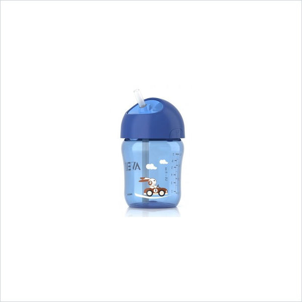 Avent 9oz Toddler Straw Cup in Blue