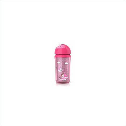 Avent Insulated 9oz Toddler Straw Cup in Pink
