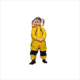 Tuffo Muddy Buddy Waterproof Coverall in Yellow
