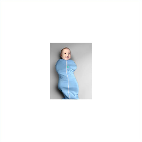 ergoCocoon Pure Organic Cotton 0.2 Tog in Blue