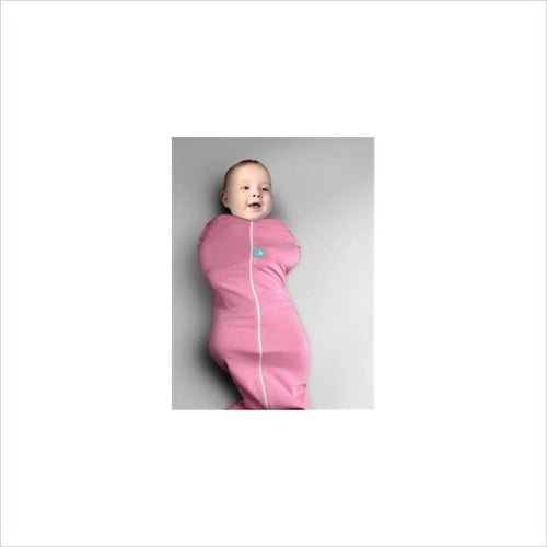 ergoCocoon Pure Organic Cotton 0.2 Tog in Pink