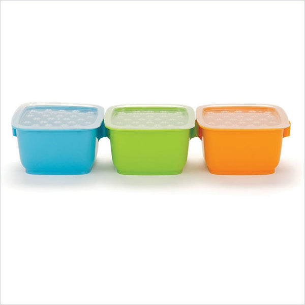 Skip Hop Clix Containers 3-pack