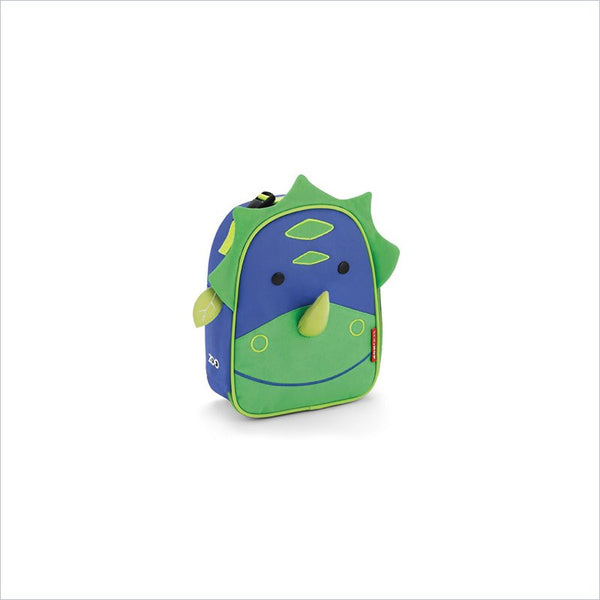 Skip Hop Zoo Lunchies Insulated Lunch Bag in Dinosaur