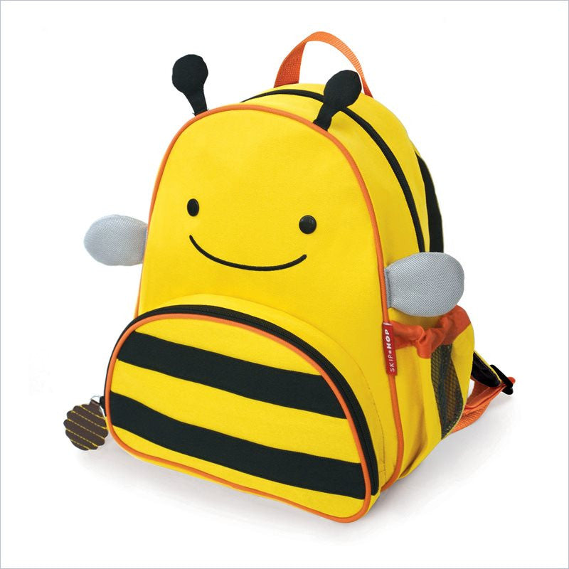 Skip Hop Zoo Pack Little Kid Backpack in Bee